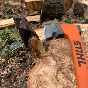 Axes Wedges & Tree felling tools
